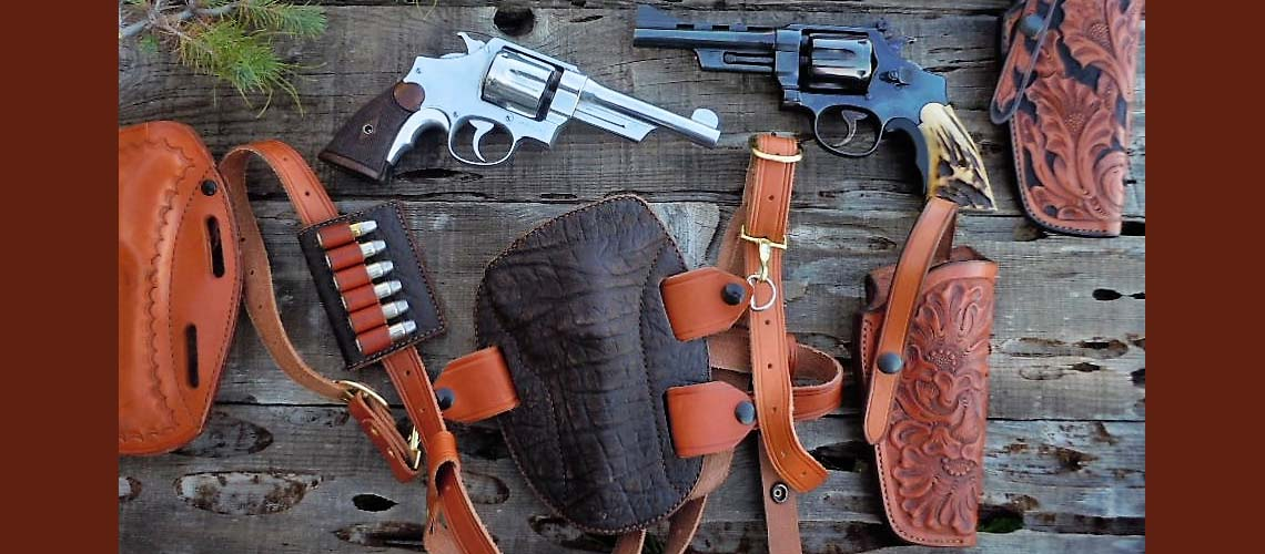 Simply Rugged Holsters Leather Holsters Leather Gun